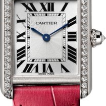Cartier Tank Louis Cartier White gold 29.5mm Silver United States of America, Florida, North Miami Beach