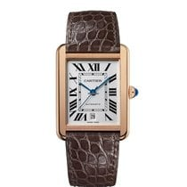 Cartier Tank Solo new Automatic Watch with original box and original papers W5200026
