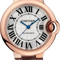 Cartier W6920097 Or rose Ballon Bleu 33mm 33mm nouveau