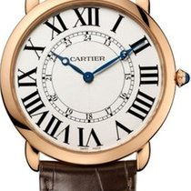 Cartier Ronde Louis Cartier Rose gold 42mm Silver United States of America, Florida, North Miami Beach