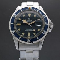 Tudor Submariner Snowflake Reference: 7021 Material: Stainless steel 7021 Steel 1971 Submariner 39mm pre-owned United States of America, New York, White Plains