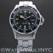 Tudor Submariner Steel 39mm Blue United States of America, New York, White Plains