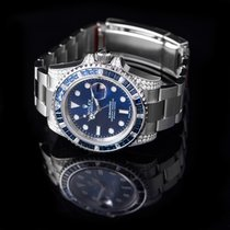 Rolex Submariner White gold 40mm Blue United States of America, California, San Mateo