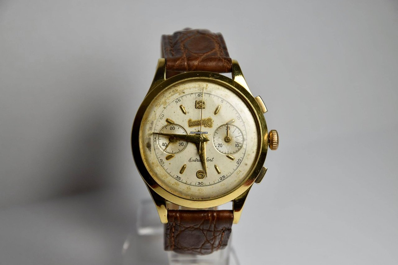 Eberhard & Co. Extra-Fort 14003 1950 pre-owned