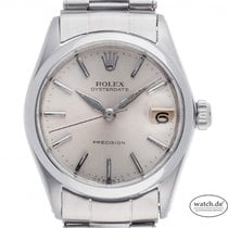 Rolex Oyster Precision 6466 1962 pre-owned