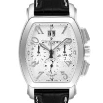 Vacheron Constantin Royal Eagle Acero 37mm Plata Arábigos