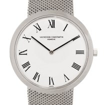 Vacheron Constantin White gold 32mm Manual winding pre-owned