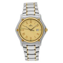 Ebel 1911 34mm Champagne Roman numerals United States of America, Florida, Surfside