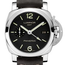 Panerai Luminor 1950 3 Days GMT Automatic PAM 00535 2020 neu