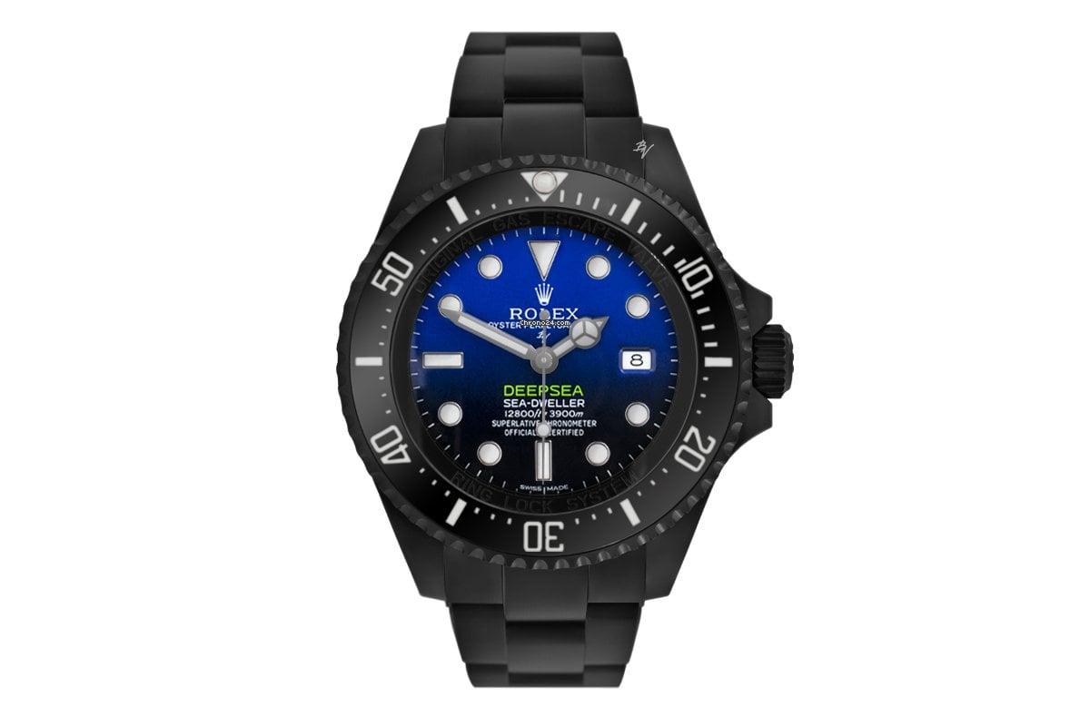 Rolex Sea-Dweller Deepsea 116660 2021 новые