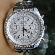 Breitling Bentley Motors new Automatic Chronograph Watch with original box and original papers A2536212.G552