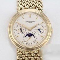 Patek Philippe 3945 Yellow gold 1988 Perpetual Calendar 36mm pre-owned