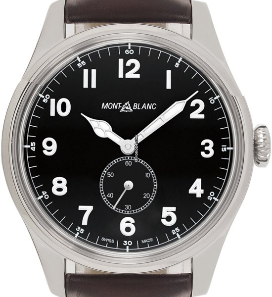 Montblanc 1858 115073 2018 pre-owned