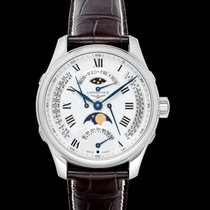 Longines Master Collection Steel 44.00mm Silver United States of America, California, San Mateo