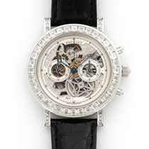 Breguet White gold 41mm Manual winding 5238BB/10/9V6.DD00 pre-owned United States of America, California, Beverly Hills