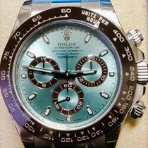Rolex Daytona Platino 40mm Blu Senza numeri Italia, Torino