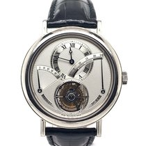 Breguet Classique Complications 3657pt/12/9v6 Very good Platinum 39mm Manual winding