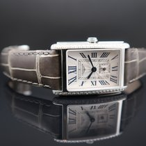 Longines DolceVita Steel 20.8mm Silver Roman numerals South Africa, Johannesburg