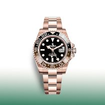 Rolex 126715CHNR Rose gold 2020 GMT-Master II 40mm new