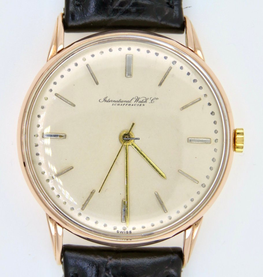 IWC 1970 pre-owned