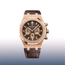 Audemars Piguet 26331OR.OO.D821CR.01 Rose gold 2020 Royal Oak Chronograph 41mm new United States of America, New York, New York