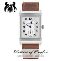 Jaeger-LeCoultre Reverso Classic Small Stahl 45.6mm Silber