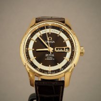 Omega De Ville Hour Vision 431.63.41.22.13.001 Very good Rose gold 41mm Automatic
