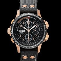 Hamilton Khaki X-Wind Steel 44mm Black United States of America, California, San Mateo