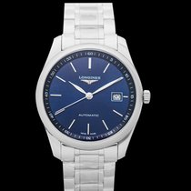 Longines Master Collection Steel 40mm Blue United States of America, California, San Mateo