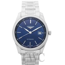 Longines Master Collection Acero 40.00mm Azul