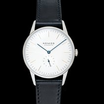 NOMOS Orion 38 38.0mm White United States of America, California, San Mateo
