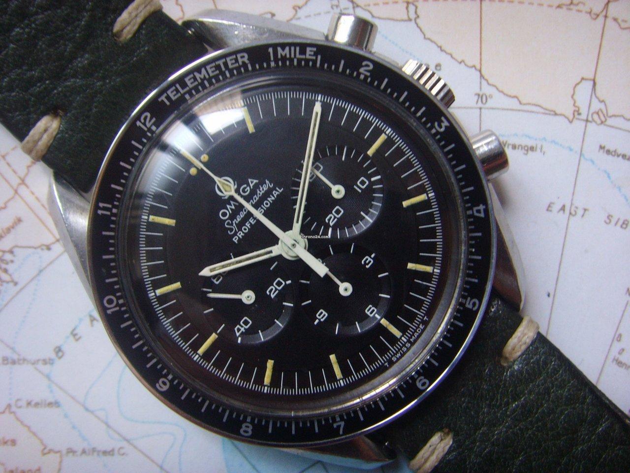 Omega Speedmaster Professional Moonwatch 145.022 1969 usados