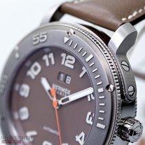 Hermès Clipper Stahl 43mm Braun Arabisch Deutschland, München