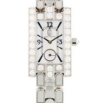 Harry Winston Avenue pre-owned 21mm Mother of pearl Double-fold clasp