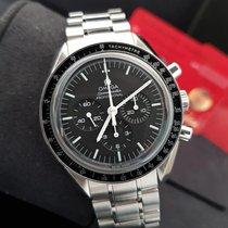 Omega Speedmaster Professional Moonwatch Steel 42mm Black No numerals United States of America, Iowa, Des Moines