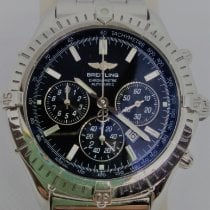 Breitling Shadow Flyback A35312 Good Steel 38mm Automatic