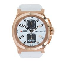 Starkiin Rose gold 44mm Automatic SK0103A new