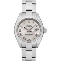 Rolex 279160-0008 Acier Lady-Datejust 28mm nouveau