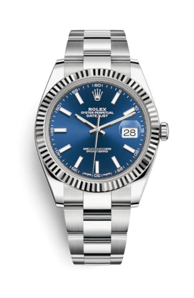 Rolex Datejust 126334-0001 new