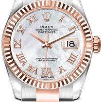 Rolex Lady-Datejust 179171-MOPDRO nuevo