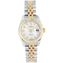 Rolex Lady-Datejust 179173 2008 pre-owned