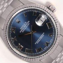 Rolex Datejust Steel 36mm Blue United States of America, California, Los Angeles
