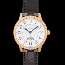 Jaeger-LeCoultre Rendez-Vous Rose gold 34mm Silver United States of America, California, San Mateo