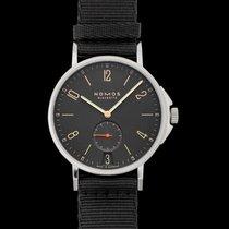 NOMOS Ahoi Atlantik Datum new 2020 Automatic Watch with original box and original papers 553