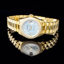 Rolex Lady-Datejust 28mm Blue United States of America, California, San Mateo