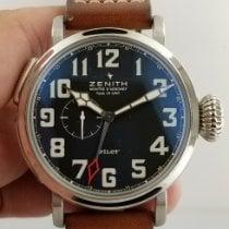 Zenith Pilot Type 20 GMT Steel 48mm Black Arabic numerals United States of America, Arizona, Scottsdale