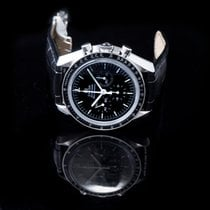 Omega Speedmaster Professional Moonwatch Steel 42mm Black United States of America, California, San Mateo