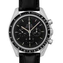 Omega Speedmaster Professional Moonwatch Steel 42mm Black