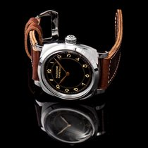 Panerai Special Editions Steel 47mm Black United States of America, California, San Mateo