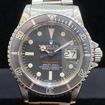 Rolex Submariner Date 1680 Удовлетворительное Сталь 40mm Автоподзавод